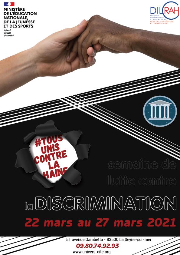 semaine discrimination